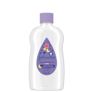 ACEITE JJ BABY BED TIME 100 ML